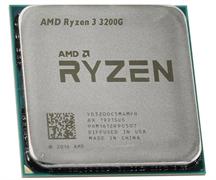 (1023817) Процессор AMD Ryzen 3 PRO 3200G AM4 (YD320BC5M4MFH) (3.6GHz/Vega 8) OEM