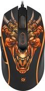 (1023905) Мышка USB OPTICAL MONSTRO GM-510L 52510 DEFENDER
