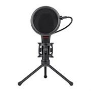 (1023899) Игровой стрим микрофон Quasar 2 GM200-1 USB, кабель 1.35 м Redragon
