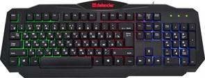 (1023895) Клавиатура USB ULTRA HB-330L RU 45330 DEFENDER