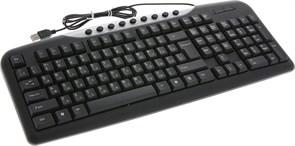(1023891) Клавиатура Defender HM-830 чёрная USB