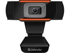(1023885) Веб-камера G-lens 2579 HD720p 2МП DEFENDER