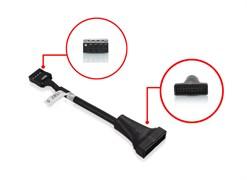 (1023877) Переходник на материнскую плату USB 2.0 на USB 3.0 NNC