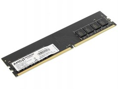 (1023821) Память DDR4 8Gb 2666MHz AMD R748G2606U2S-UO OEM PC4-21300 CL16 DIMM 288-pin 1.2В