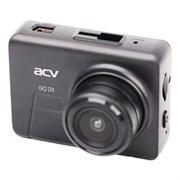 (1024013) Видеорегистратор ACV GQ011 черный 1080x1920 1080p 110гр. GP1247