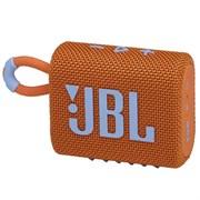 (1024003) Динамик JBL Портативная акустическая система JBL GO 3 оранжевая