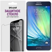 (1008022) Пленка защитная Krutoff Group для Samsung Galaxy A3 (2016) глянцевая