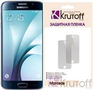(1008023) Пленка защитная Krutoff Group для Samsung Galaxy A3 (2016) матовая