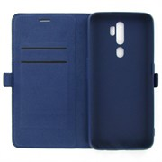 (1021644) Чехол-книжка Krutoff для Xiaomi Redmi 9 синий