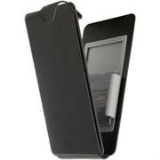 """(1011820) Универсальный чехол-флип Smarterra STICKER M 4.4""""- 5.0"""" с карманом (Черный)"""