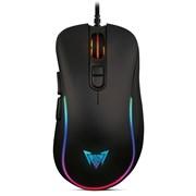 (1024308) Мышь игровая CROWN CMGM-902 (Разрешение: 7200 DPI, 6 кнопок + колесико, Программируемые кнопки, Настраиваемая RGB подсветка, A825 INSTANT)