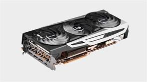 (1024439) Видеокарта Sapphire PCI-E 4.0 11306-01-20G RX 6700XT Gaming NITRO+ 12G AMD RX6700XT 12288Mb 192 GDDR