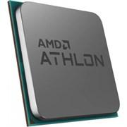 (1024429) Процессор AMD Athlon 220GE AM4 (YD220GC6M2OFB) (3.4GHz/100MHz/ Vega 3) OEM