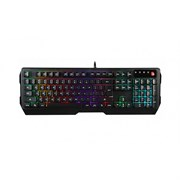(1023623) Клавиатура A4 Bloody Q135 Neon черный USB Multimedia for gamer LED