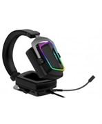 (1024515) Игровая гарнитура Patriot Viper V380 чёрная (7.1, RGB подсветка, USB, 53 мм)