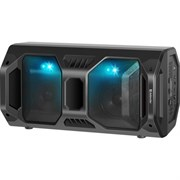 (1024503) Портативная акустика Rage 50Вт, Light/BT/FM/USB/LED/TWS DEFENDER