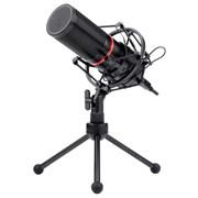 (1024483) Игровой стрим микрофон Blazar GM300 USB, кабель 1.8 м Redragon