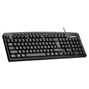 (1024444) Клавиатура Defender Focus HB-470 черная USB