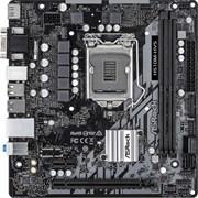 (1024618) Материнская плата Asrock H510M-HVS Soc-1200 Intel H510 2xDDR4 mATX AC`97 8ch(7.1) GbLAN+VGA+HDMI
