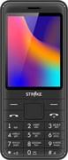 """(1024642) Мобильный телефон Strike A30 Глубокий черный SC6531E, 1, 208MHZ, ThreadX, 32 Mb, 32 Mb, 2G GSM 850/900/1800/1900, Bluetooth V2.1+EDR Экран: 2.8 """", 240*320, TFT Основная камера: 0.08 MP, инт. отсутствует, FF, 1, Пластик, F=6.5 Фронтальная ка"""