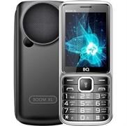 """(1024621) Мобильный телефон BQ-2810 BOOM XL Чёрный MTK 6261D, 1, 208MHZ, 32 MB, 32 MB, 2G GSM 900/1800 мГц, Bluetooth Версия 2.1 Экран: 2.8 """", 240*320, Основная камера: 0.3 MP, инт. отсутствует, FF, 1, Пластик Фронтальная камера: , Кол-во СИМ: 2, Min"""