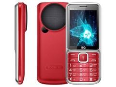 """(1024623) Мобильный телефон BQ-2810 BOOM XL Красный MTK 6261D, 1, 208MHZ, 32 MB, 32 MB, 2G GSM 900/1800 мГц, Bluetooth Версия 2.1 Экран: 2.8 """", 240*320, Основная камера: 0.3 MP, инт. отсутствует, FF, 1, Пластик Фронтальная камера: , Кол-во СИМ: 2, Mi"""