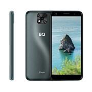 """(1024628) Смартфон BQ 5533G Fresh Graphite SC7731E, 4, 1.3 GHZ, Android 10 Go, 2 GB, 16 GB, 2G GSM 850/900/1800/1900, 3G , WiFi IEEE 802.11 b/g/n, Bluetooth Версия 4.2 Экран: 5.45"""", 18:9, 480*960, IPS Основная камера: 2.0 MP, FF, вспышка Фронтальная"""