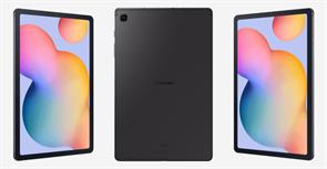 "(1024644) Планшет Samsung Galaxy Tab S6 Lite SM-P615N 9611 (2.3) 8C/RAM4Gb/ROM64Gb 10.4"" TFT 2000x1200/3G/4G/Android 10.0/серый/8Mpix/5Mpix/BT/GPS/WiFi/Touch/microSD 1Tb/7040mAh (SM-P615NZAASER)"