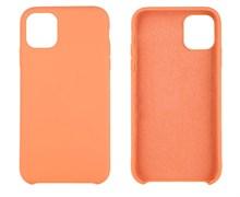 (1012412) Чехол NT силиконовый для iPhone X (orange) 2