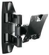 "(1020419) Кронштейн для телевизора Holder LCDS-5065 черный 19""-32"" макс.30кг настенный поворот и наклон"