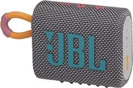 (1024894) Динамик JBL Портативная акустическая система JBL GO 3 серая