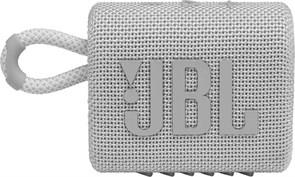 (1024895) Динамик JBL Портативная акустическая система JBL GO 3 белая