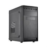 (1024898) Корпус Crown CMC-4210 (CM-PS500W ONE) OEM (mATX; 2*USB2.0; 185*380*355 мм)