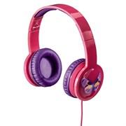 (1024945) Наушники мониторные Hama Blink`n Kids 1.2м розовый проводные (00135664)