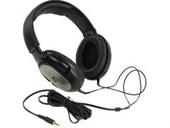(1024946) Наушники мониторные Sennheiser HD 206 3м черный/серебристый проводные (507364)
