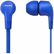(1024950) Гарнитура вкладыши Philips TAE1105BL/00 1.2м синий проводные