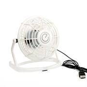 (1020431) Вентилятор ENERGY EN-0604, настольный, 2.5 Вт, 1 скорость, пластик, белый 3311868