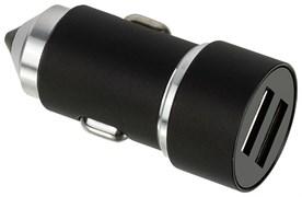 (1024927) Автомобильное зар./устр. Wiiix UCC-2-37 2.4A+2.4A универсальное черный