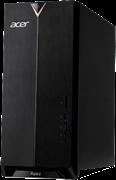 (1025010) ПК Acer Aspire TC-895 MT i3 10100/8Gb/SSD512Gb/GTX1650 4Gb/CR/W10/черный