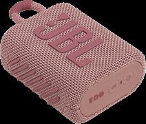 (1025026) Динамик JBL Портативная акустическая система JBL GO 3 розовая