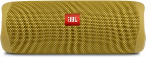 (1025025) Динамик JBL Портативная акустическая система JBL Flip 5 желтый