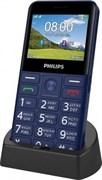 """(1025053) Мобильный телефон Philips Xenium E207 синий 2Sim 2.31"""" TFT 240x320 Nuc 0.08Mpix 867000174125"""