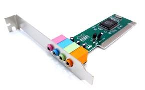 (1025056) SB C-Media (CMI8738/PCI-SX 4С) 8738 4channel