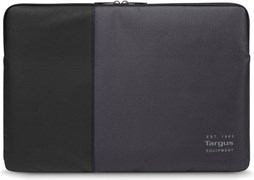 """(1025200) Чехол для ноутбука 14"""" Targus TSS94804EU черный/серый нейлон"""
