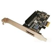 (1008393) Контроллер PCI-E JMB363 RAID 2xSATA 1xIDE JMB363