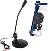(1025223) Микрофон проводной Sven MK-200 1.8м черный