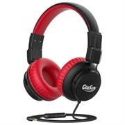 (1025564) Наушники Gorsun GS-E92V (red) с микрофоном
