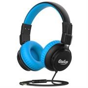 (1025565) Наушники Gorsun GS-E92V (blue) с микрофоном