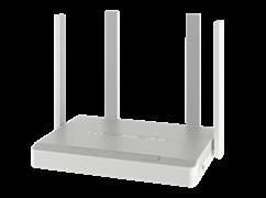 (1025571) Роутер беспроводной Keenetic Hero 4G AC1300 10/100/1000BASE-TX/3G/4G cat.4 белый HERO 4G