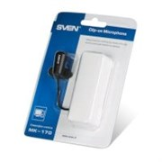 (1025576) Микрофон проводной Sven MK-170 1.8м черный